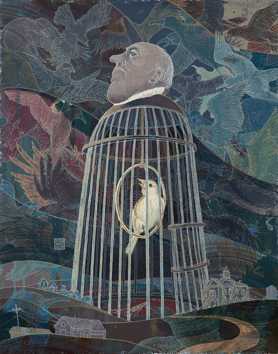 Yohey Horishita-Illustration-ALFRED-AND-TIPPI