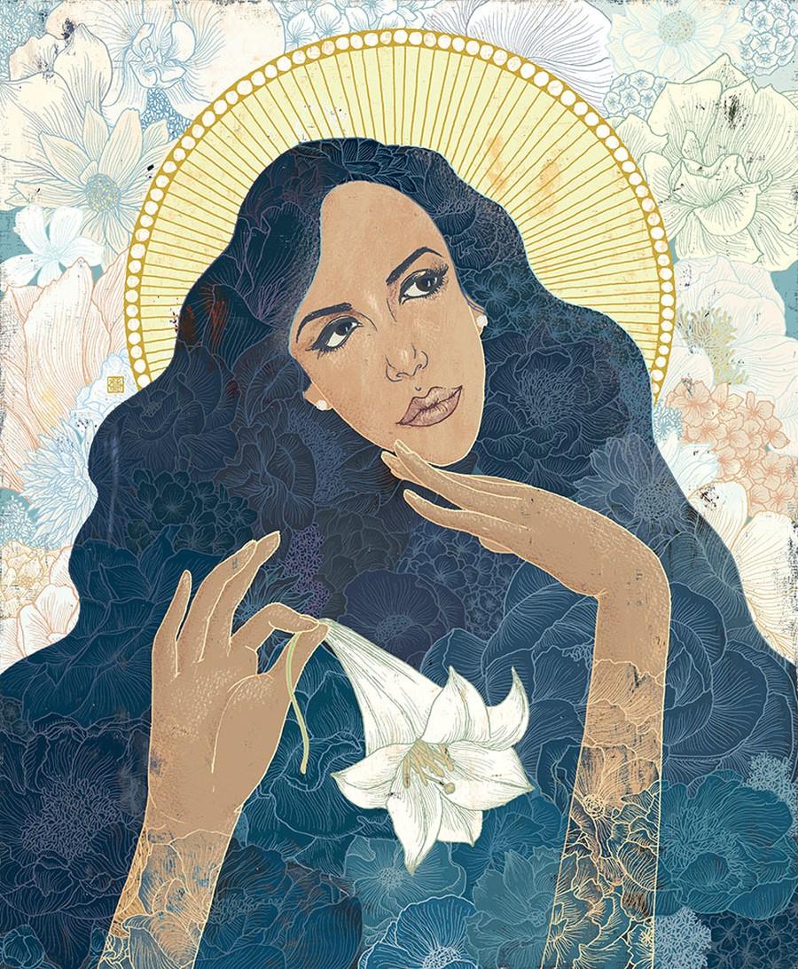 Yohey Horishita-Illustration-ONE IN A MILLION