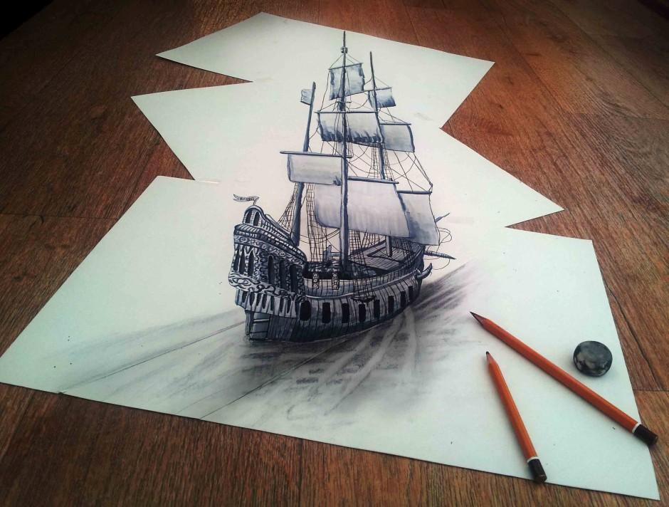 ramon-bruin-drawing-sailing