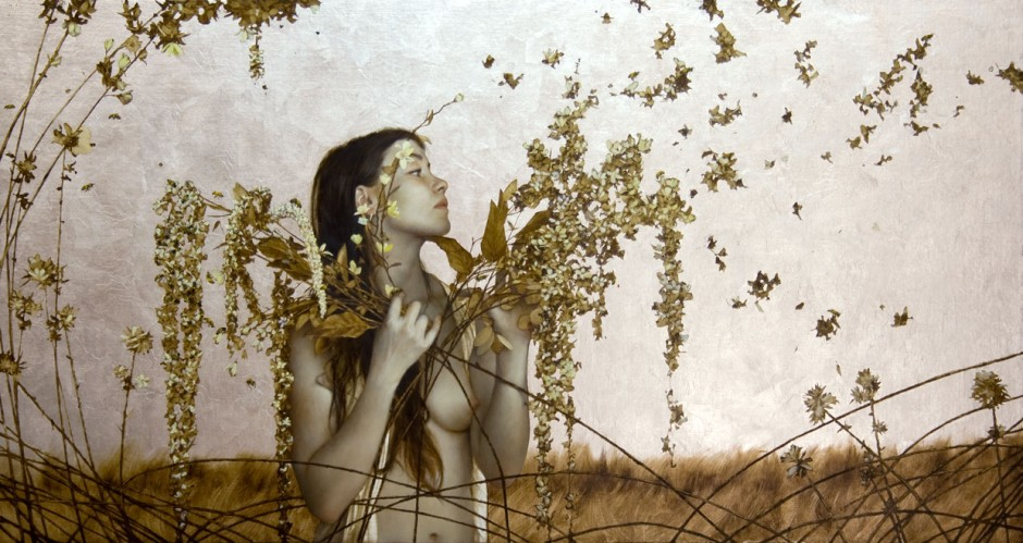 Brad-Kunkle-Paintings-Bee-Healer