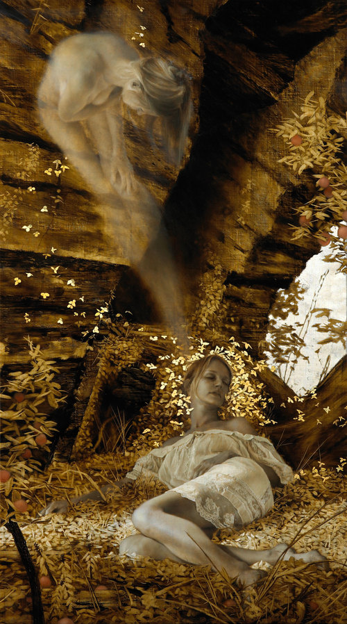 Brad Kunkle Paintings Eidolon Feature