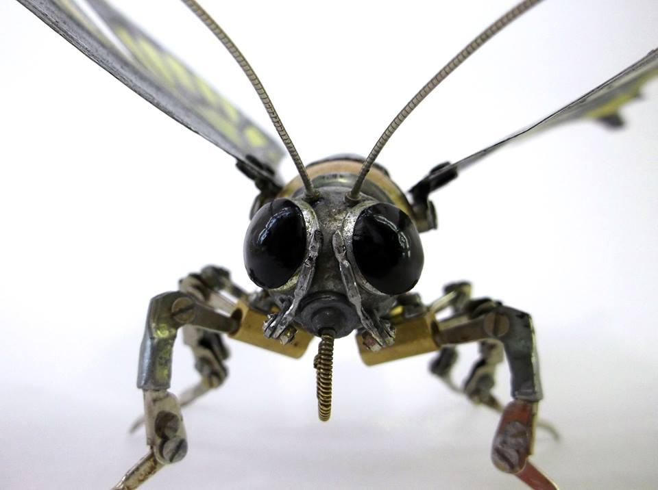 Igor Verniy Steampunk-animal-insect-sculpture 24596-123