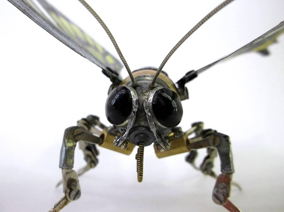 Igor Verniy Steampunk-animal-insect-sculpture 24596-123
