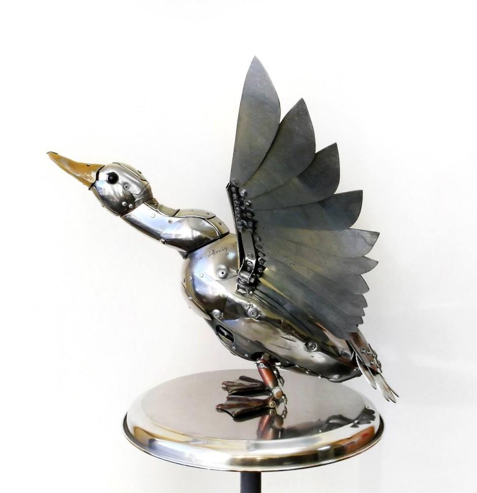 Igor Verniy Steampunk-animal-insect-sculpture 36523