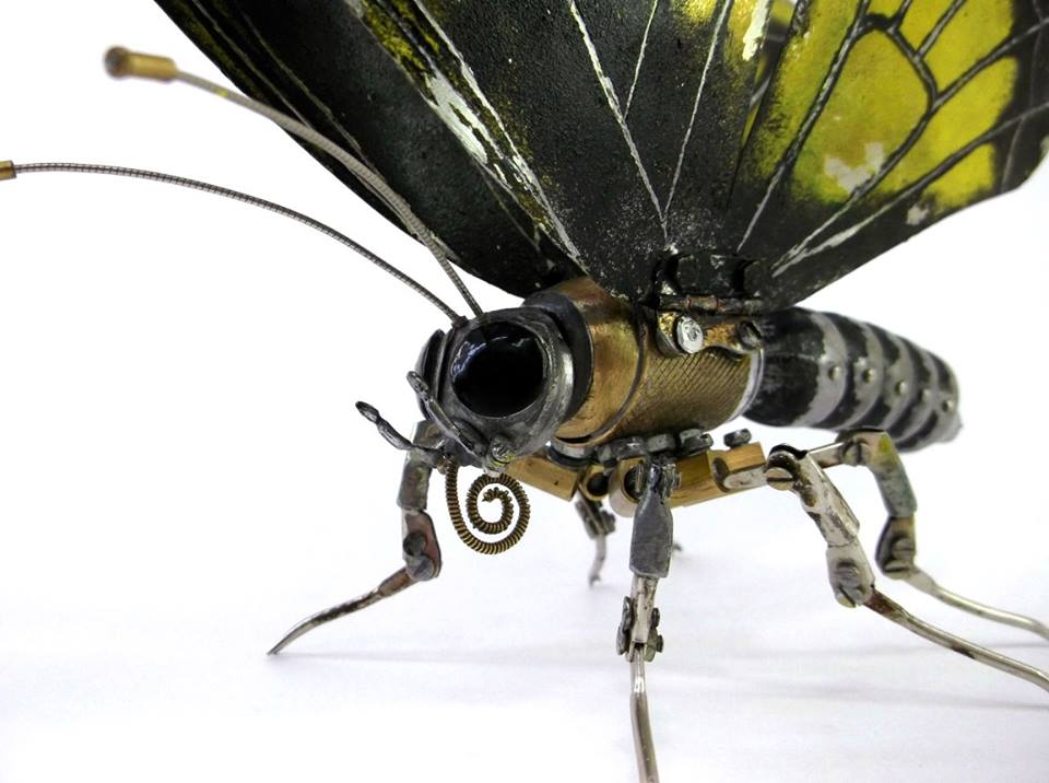 Igor Verniy Steampunk-animal-insect-sculpture 42695-123