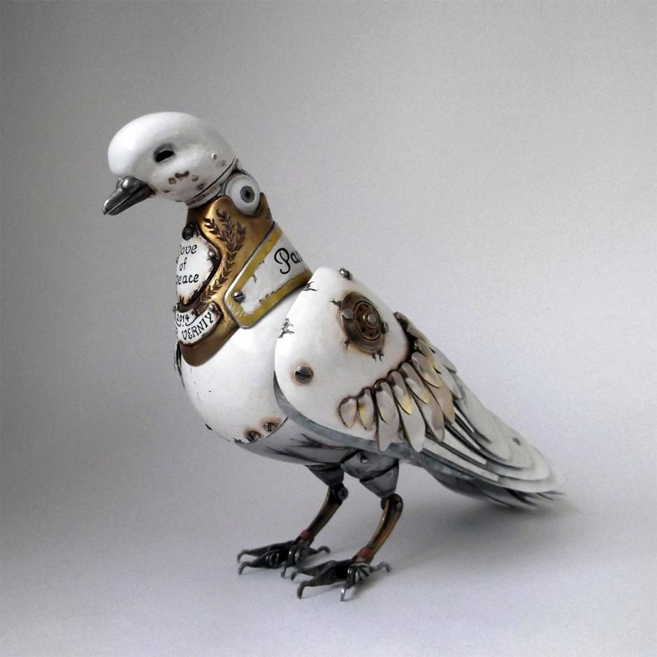 Igor Verniy Steampunk-animal-insect-sculpture 45869