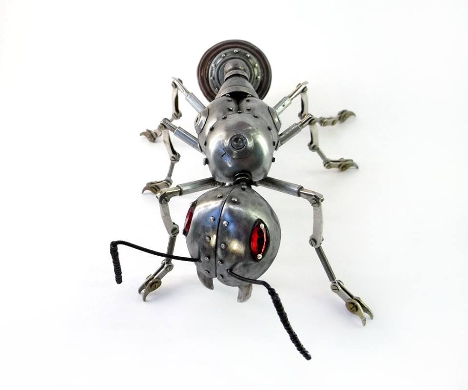 Igor Verniy Steampunk-animal-insect-sculpture 87219-123
