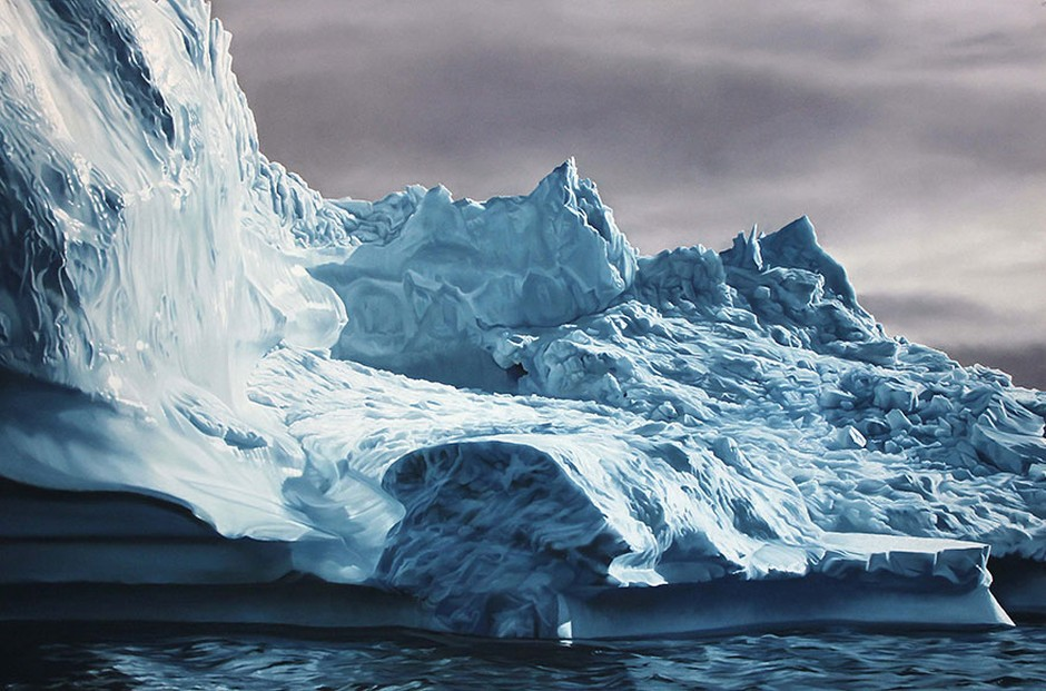 Zaria-Forman-greenland-iceberg-pastel-drawing 25685