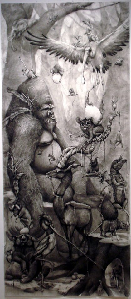 Adonna Khare-Drawings-Forrest-Gorilla_feature