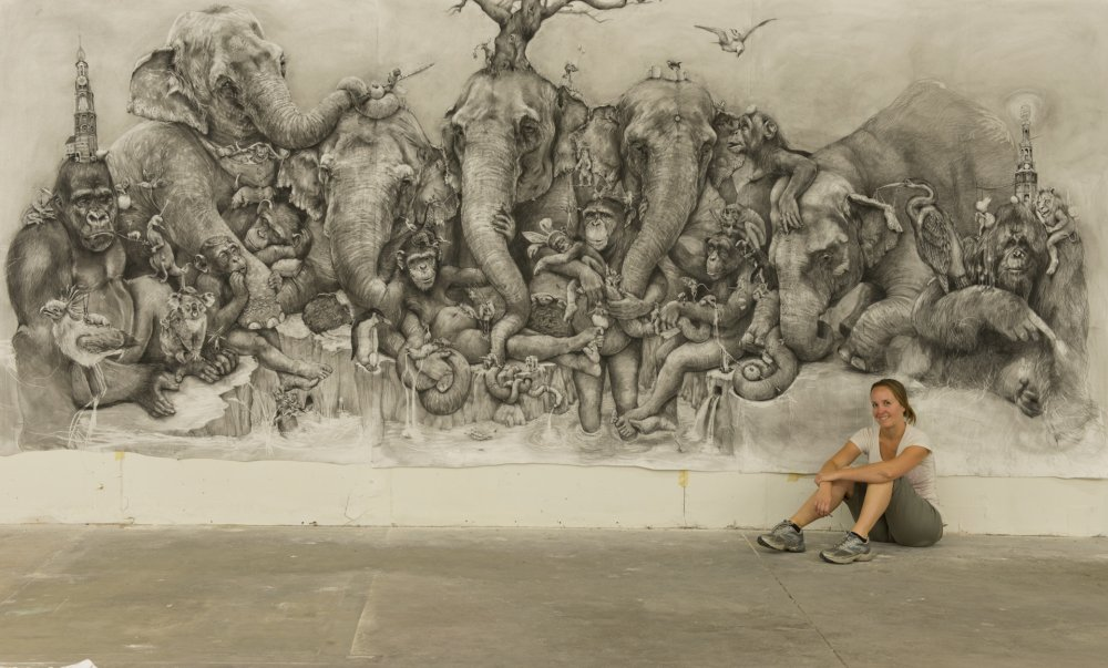 Adonna Khare-Drawings