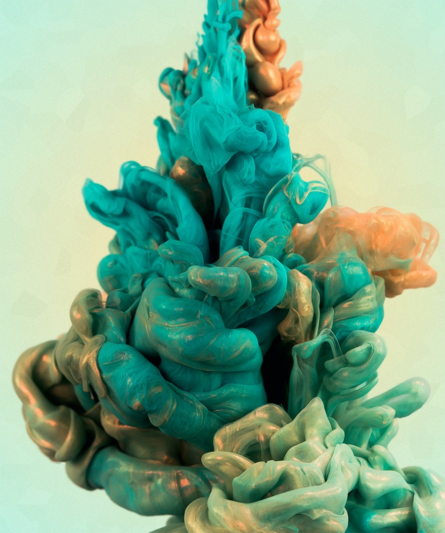 Alberto Sevesos Heavy Metals Underwater Ink And Metal - New incredible underwater ink photographs alberto seveso