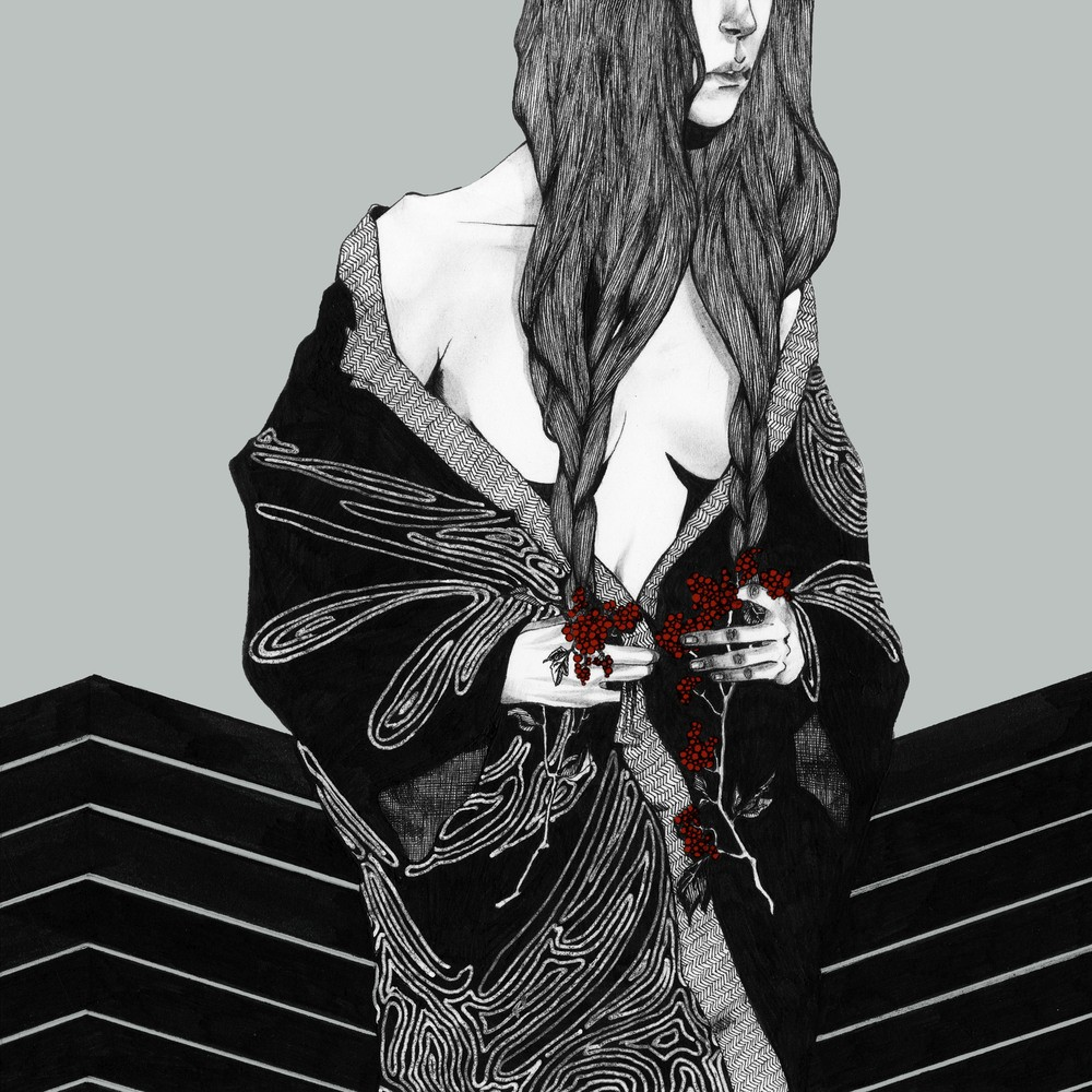 Mia Calderone-Drawings-Johannisbeere