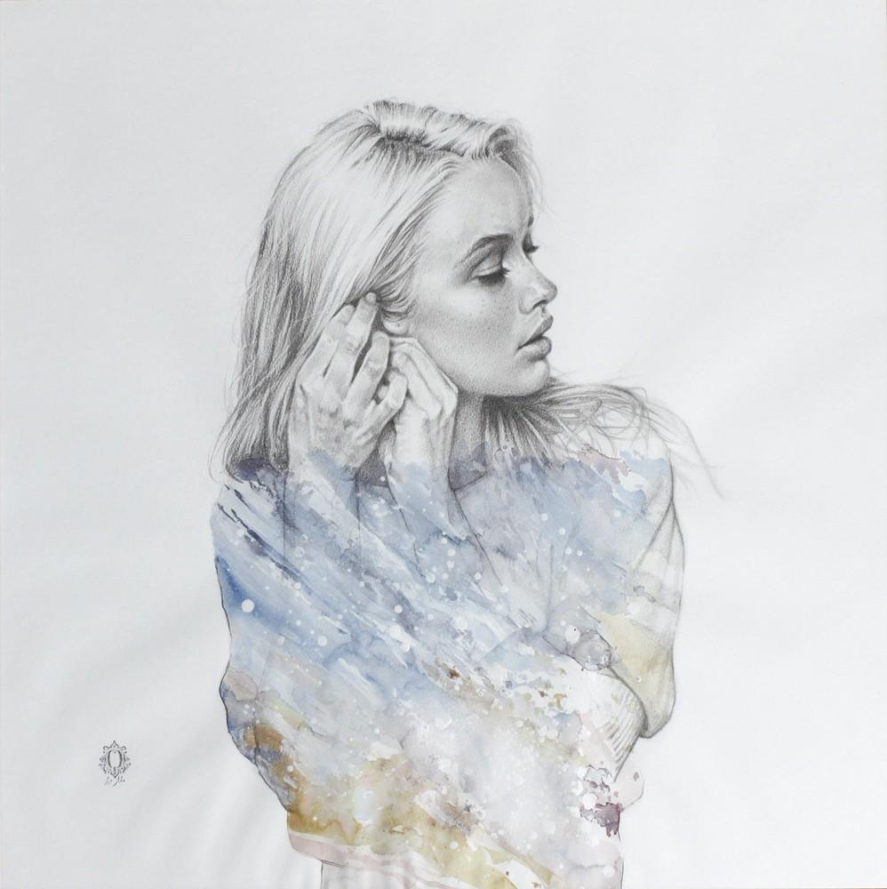 Oriol Angrill Jordà-Drawing-watercolor-shellseablue