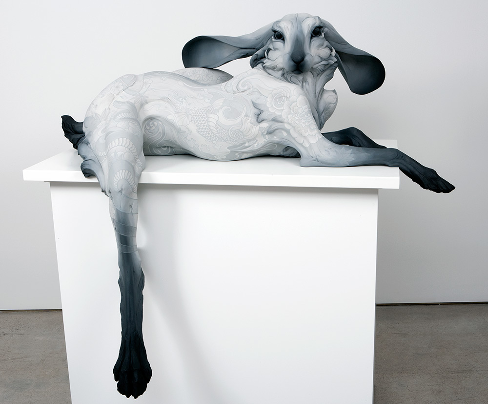 Beth Cavener Sculpture-lamante-3562