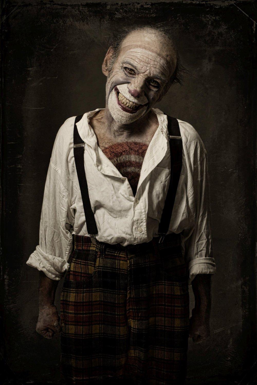 Eolo Perfido-Clownville-Photography_Grock_1