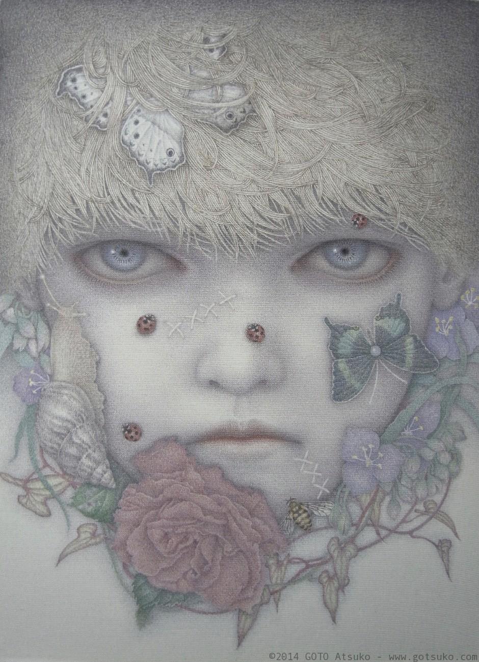 GOTO Atsuko-Drawings-Us