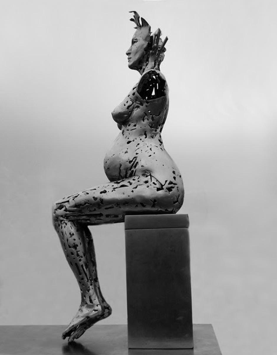 Jordi Diez Fernandez -Steel Sculptures 1456