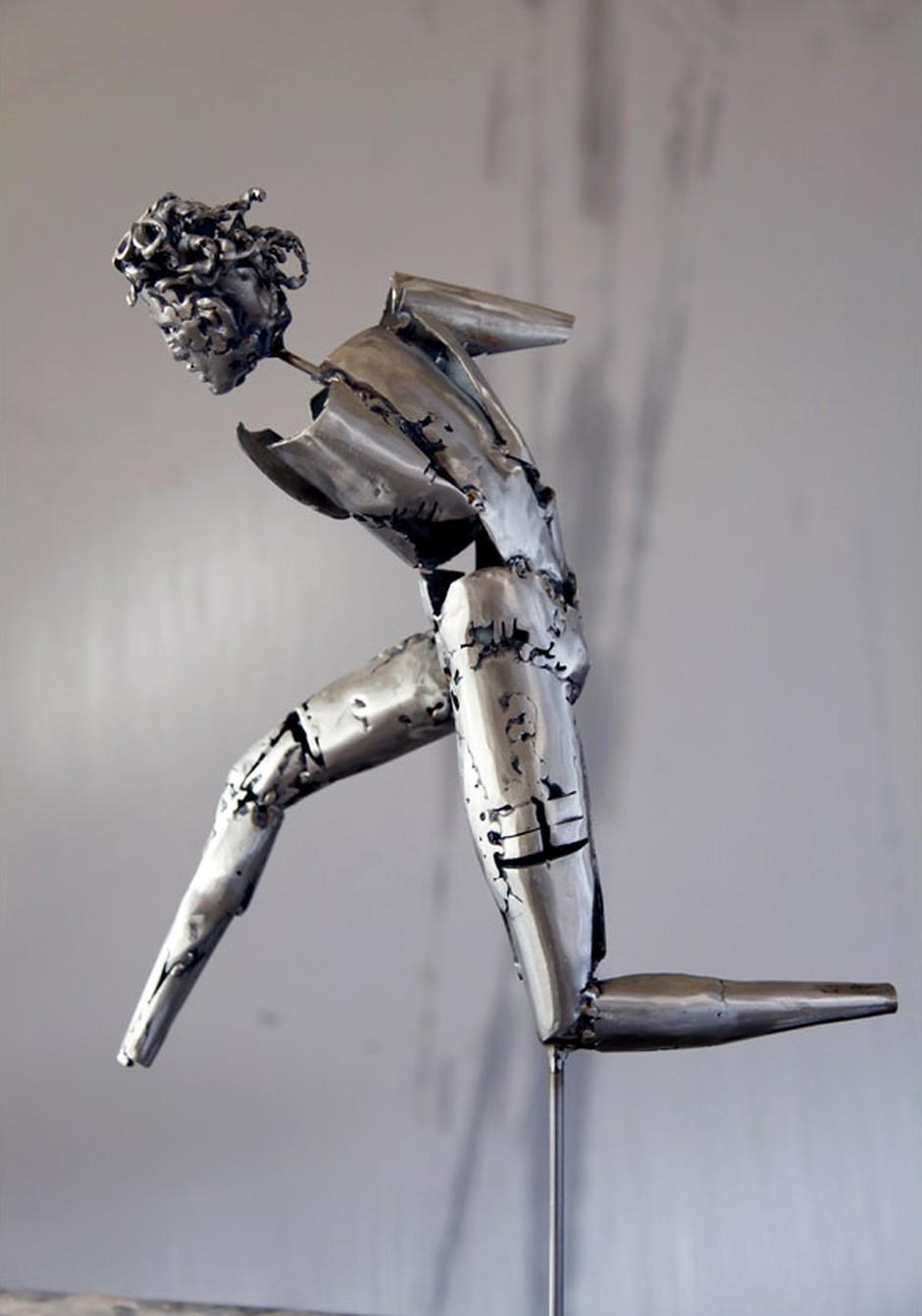 Jordi Diez Fernandez -Steel Sculptures 75423