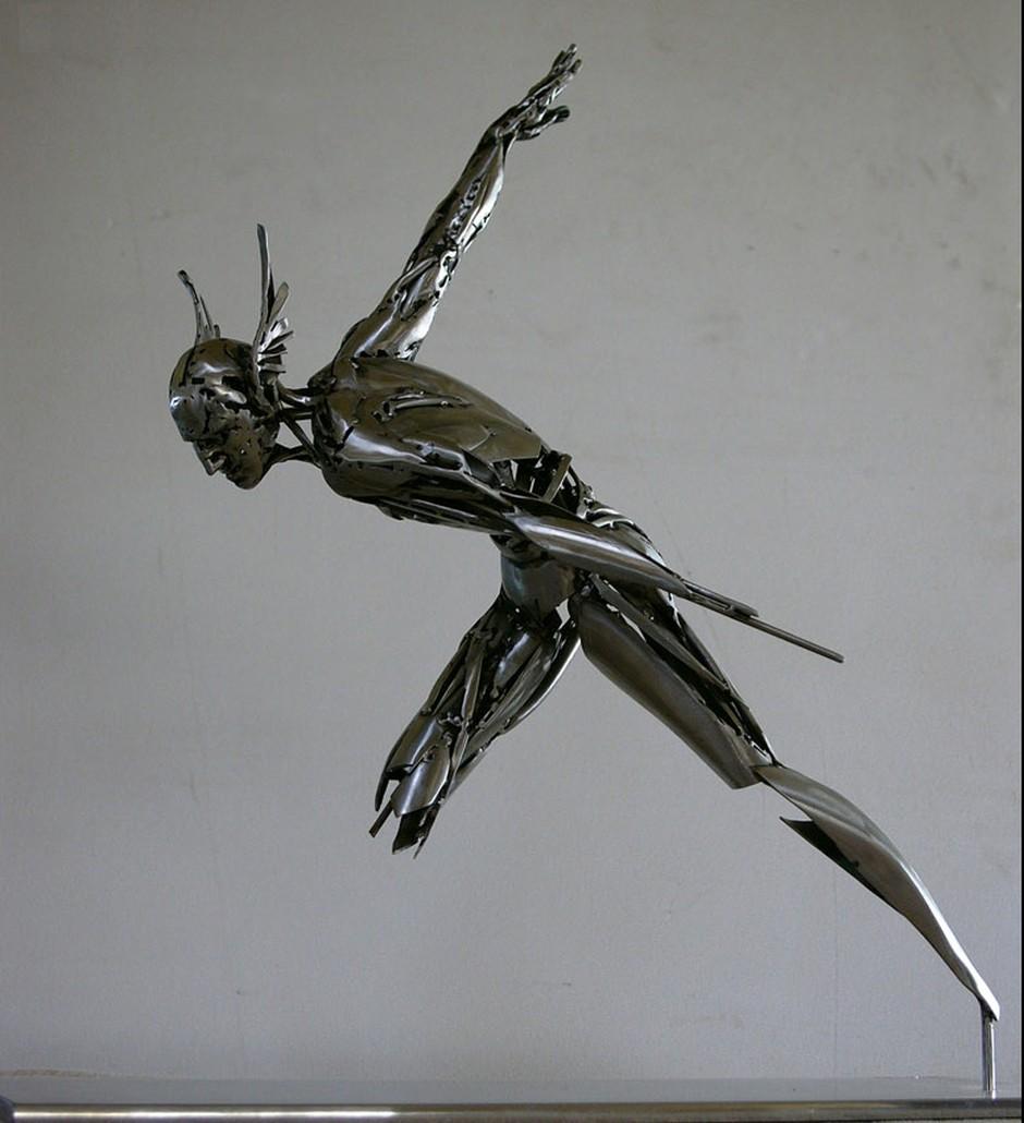 Jordi Diez Fernandez -Steel Sculptures 75777