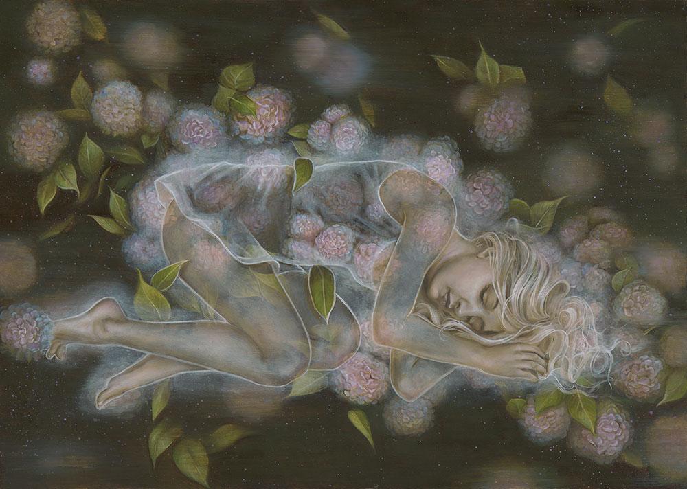 Kari Lise Alexander-Paintings-Amid-Wild-Woods-14856