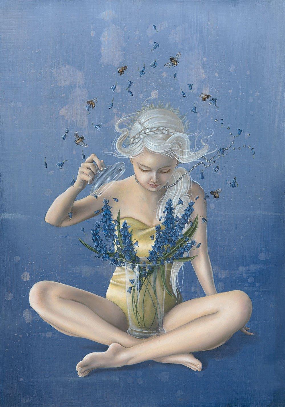Kari Lise Alexander-Paintings-Amid-Wild-Woods-47426