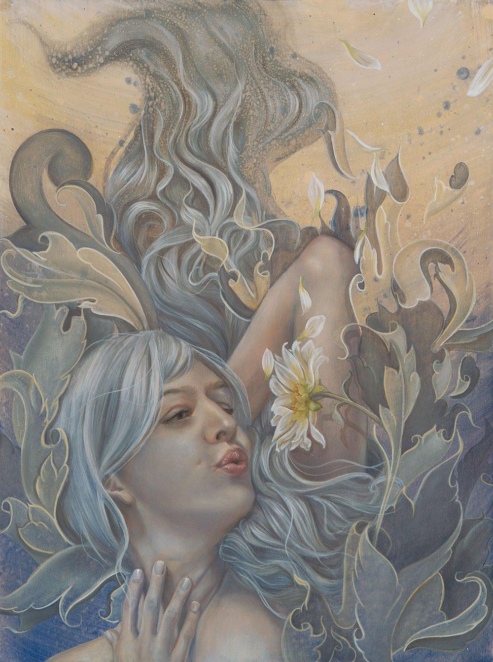 Kari Lise Alexander-Paintings-Amid-Wild-Woods-54369