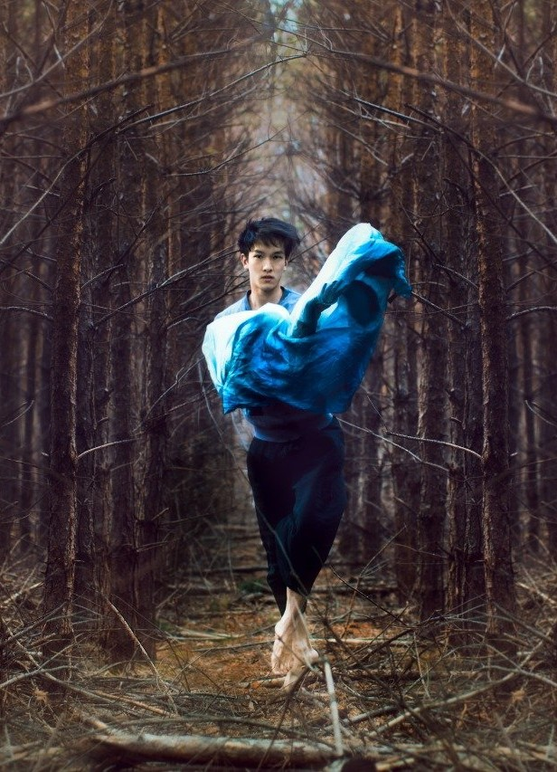 Mickael Jou Phortography Dance Portraits Feature