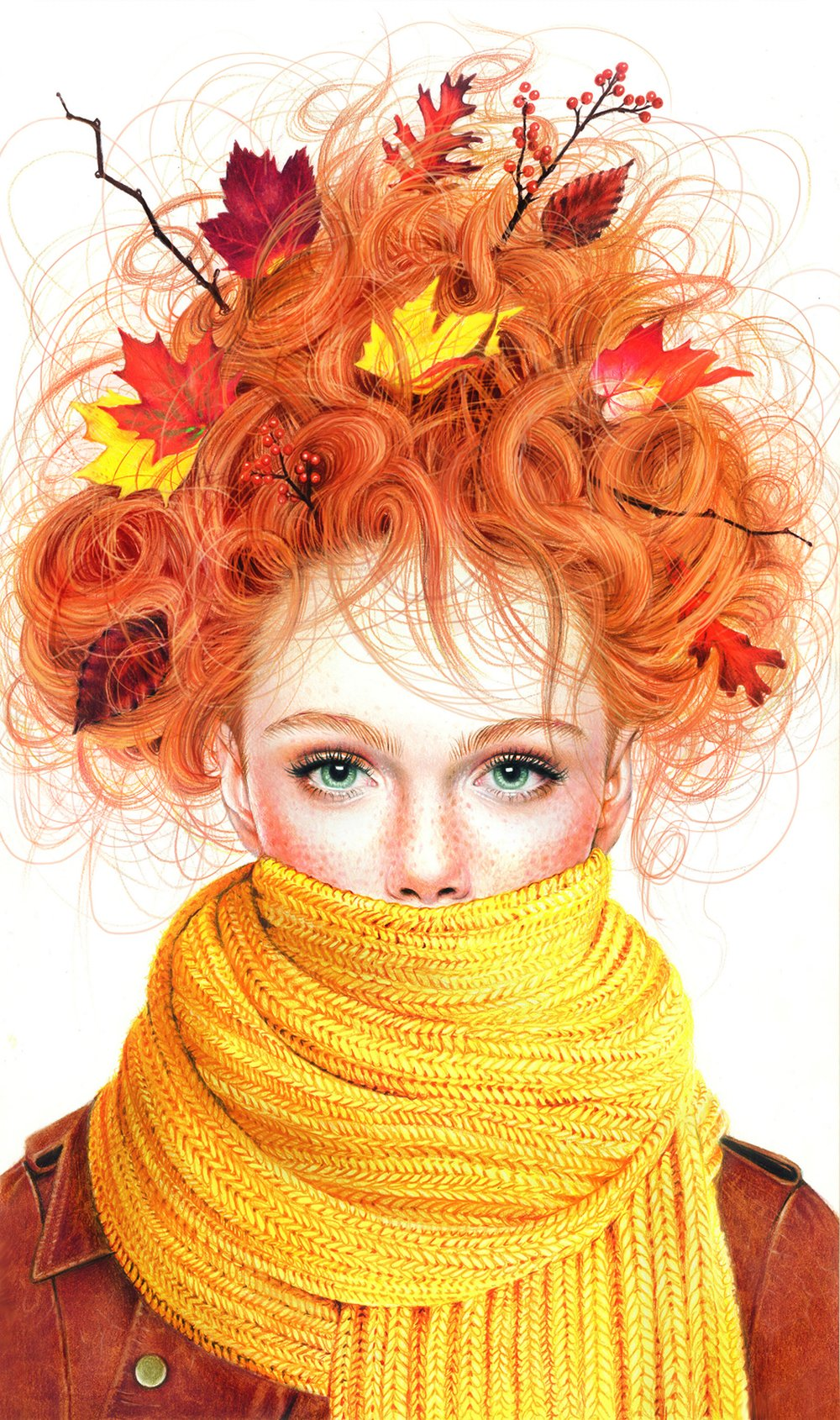 Morgan Davidson-Colored-Pencil- Drawings-40f4cf