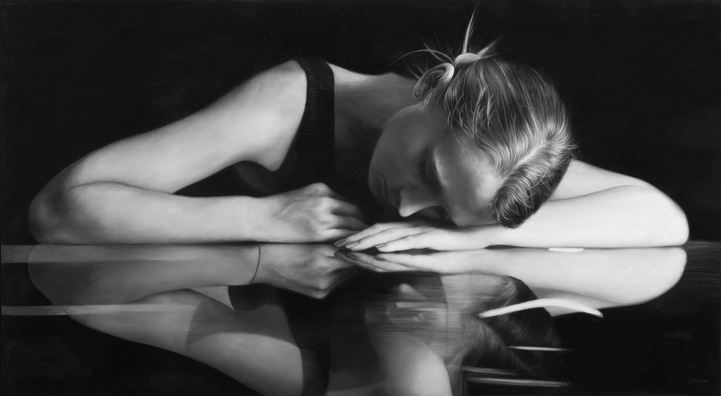 Tigran Tsitoghdzyan-Oil-Paintings-Reflection l