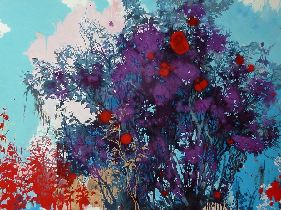 henrik simonsen - paintings - 473695