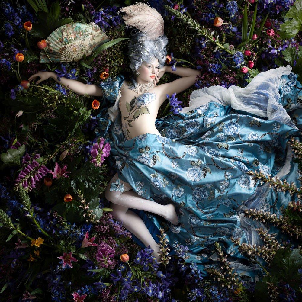 Alexia Sinclair Photography Rococo 1425