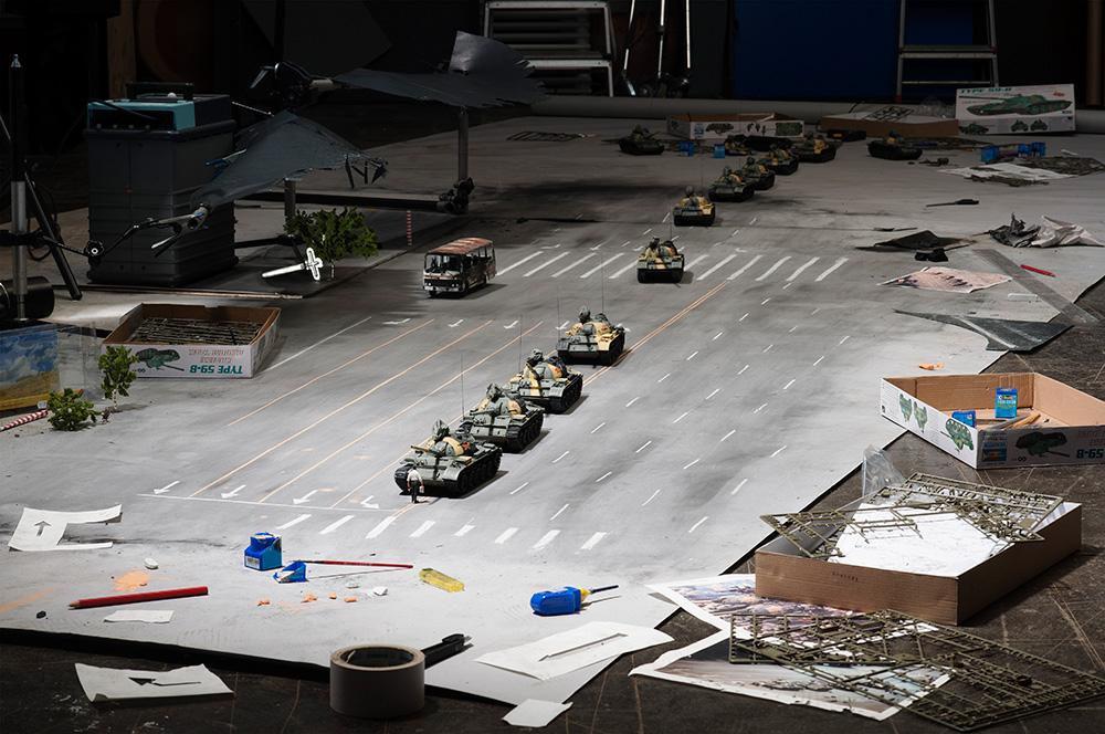 Cortis-Sonderegger-Ikonen 10-Tiananmen
