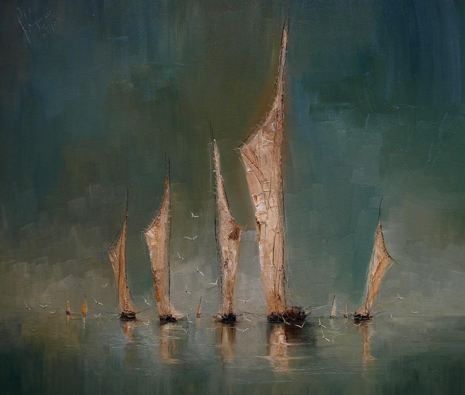 Justyna Kopania Paintings Lodzie
