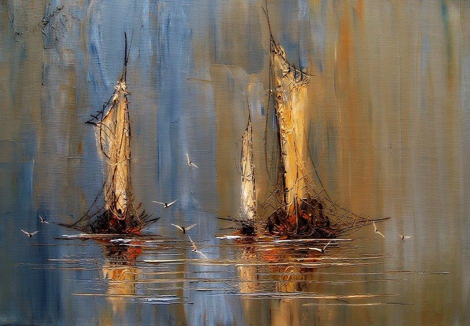 Justyna Kopania Paintings 4525