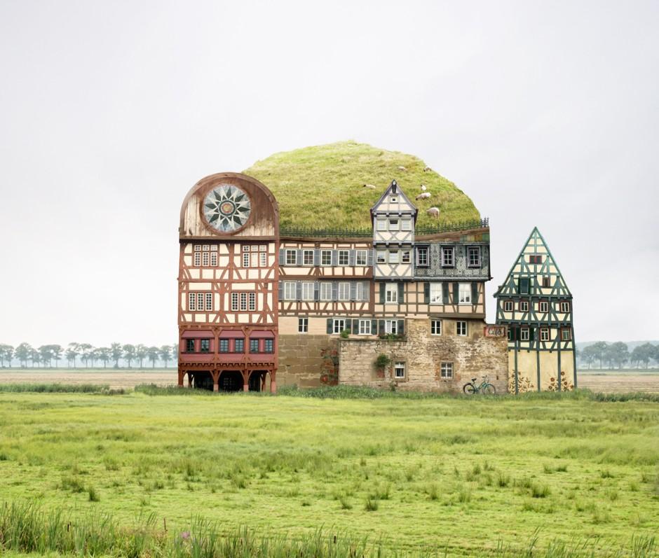 Matthias-Jung-surreal-houses-Kamtschatka