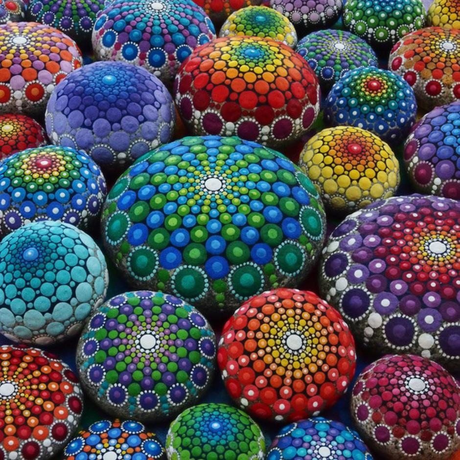 Elspeth McLean Mandala Stones 419611