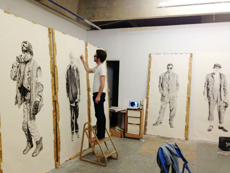 Joel-Daniel-Phillips-Charcoal-Drawings_Artist