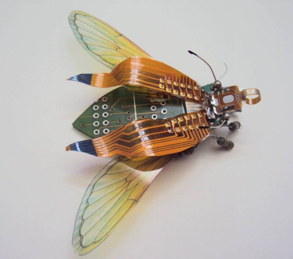 Julie Alice Chappell - insects-butterfly-sculpture-7489