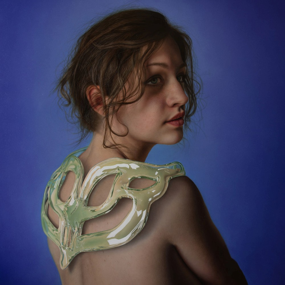 Marco Grassi Paintings Hyperreal - Virtual reality