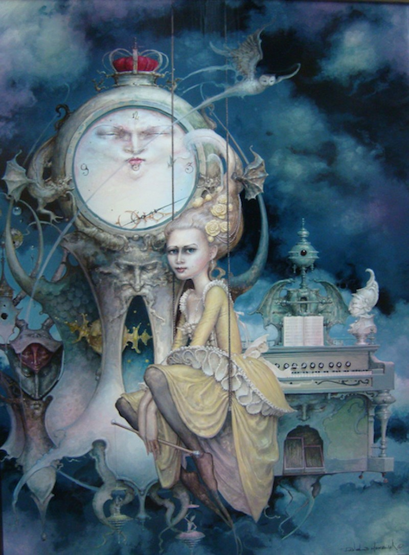 Daniel Merriam-Water-Color-Painting_ToysInTheAttic
