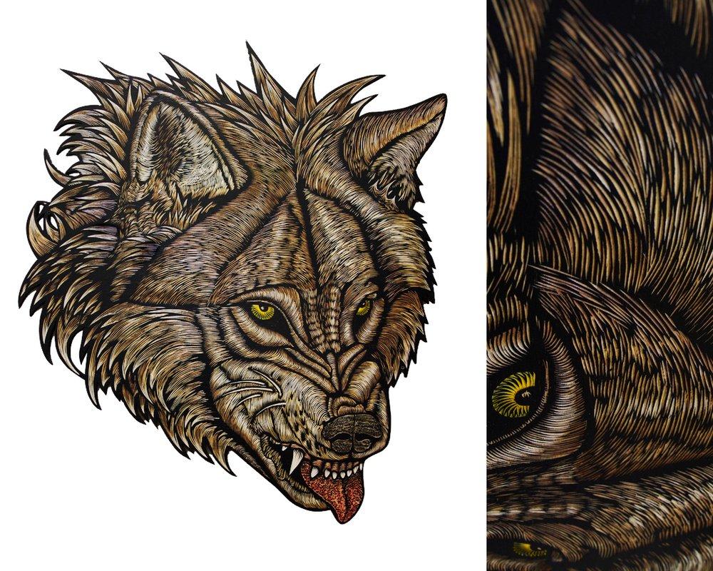Dennis McNett - Wood Carvings 45871