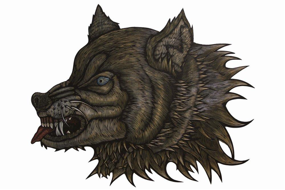 Dennis McNett - Wood Carvings 5588