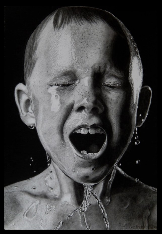 Keith More and his amazing hyperrealistic pencil drawings ...  Keith More and ...