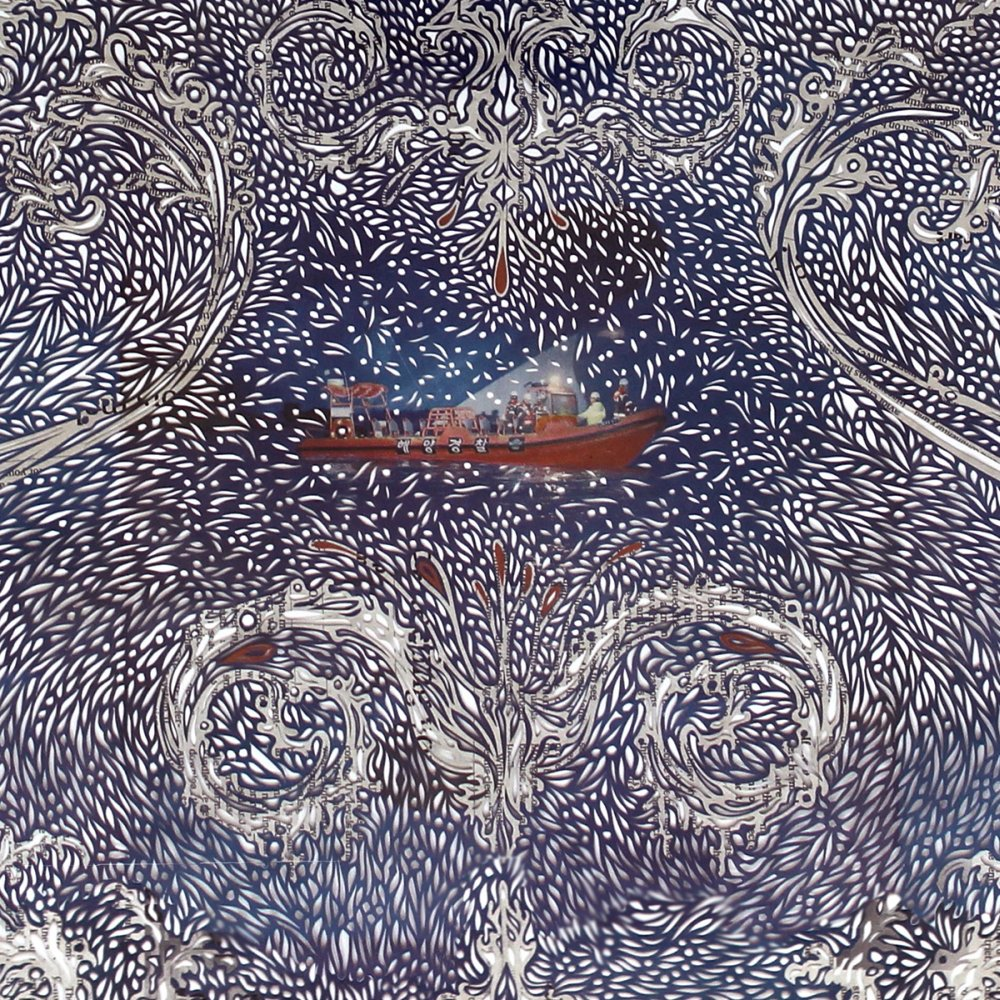Myriam Dion - cut newspaper pattern 9134-B