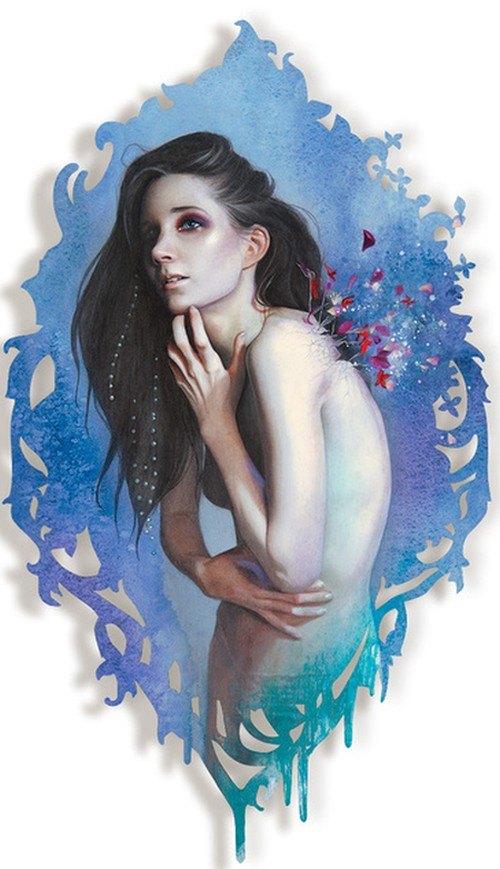 Redd Walitzki Paintings – Feature
