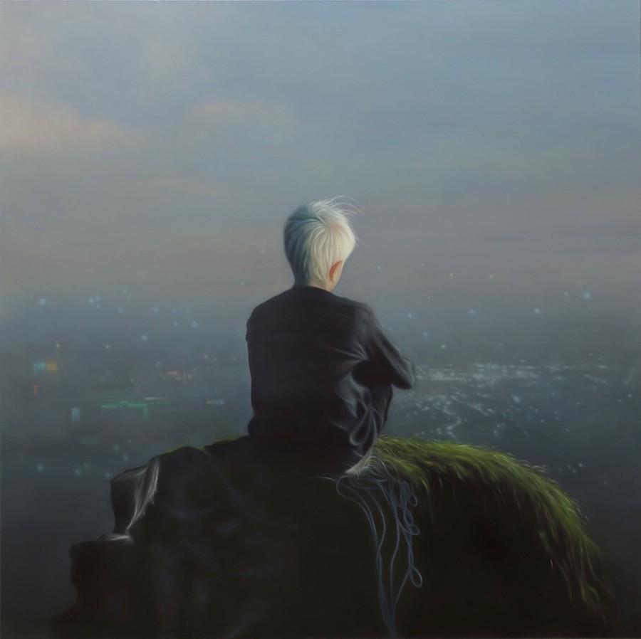 Seamus Conley Paintings - 4177