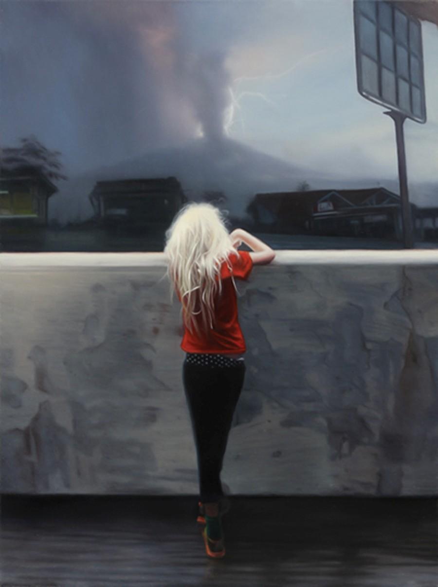 Seamus Conley Paintings - 9111