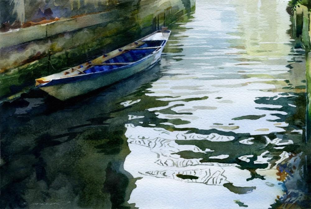 Stan Miller - Paintings Calm Water - 1846