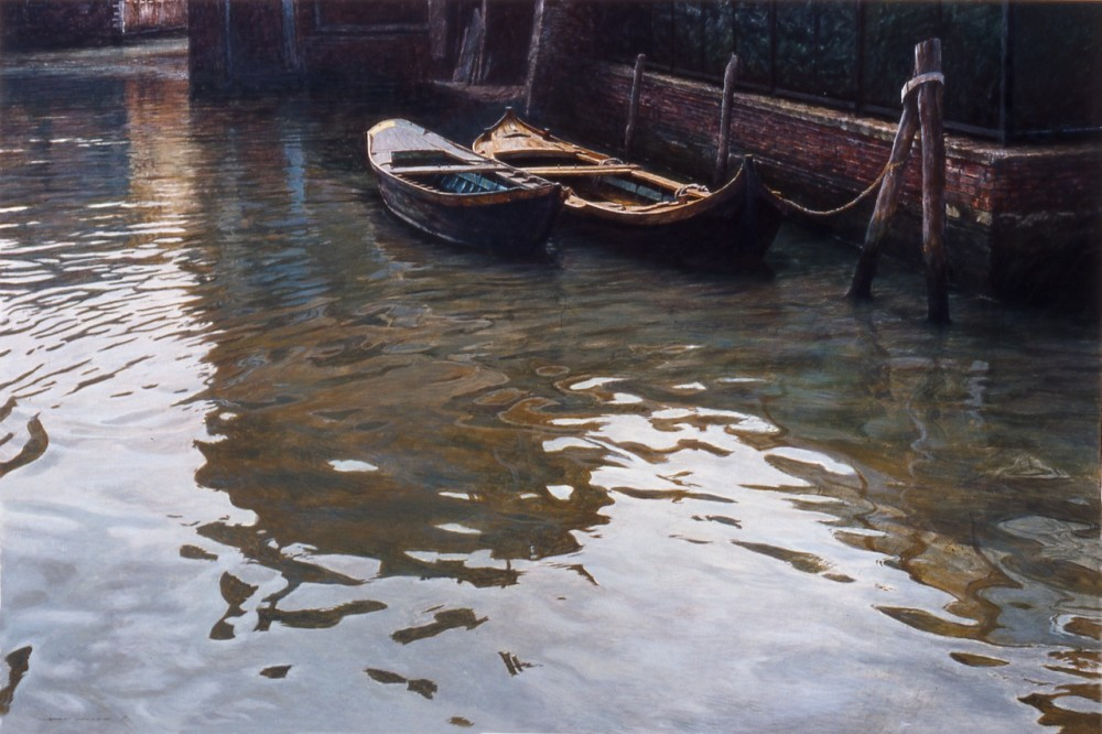 Stan Miller - Paintings Calm Water - 2549