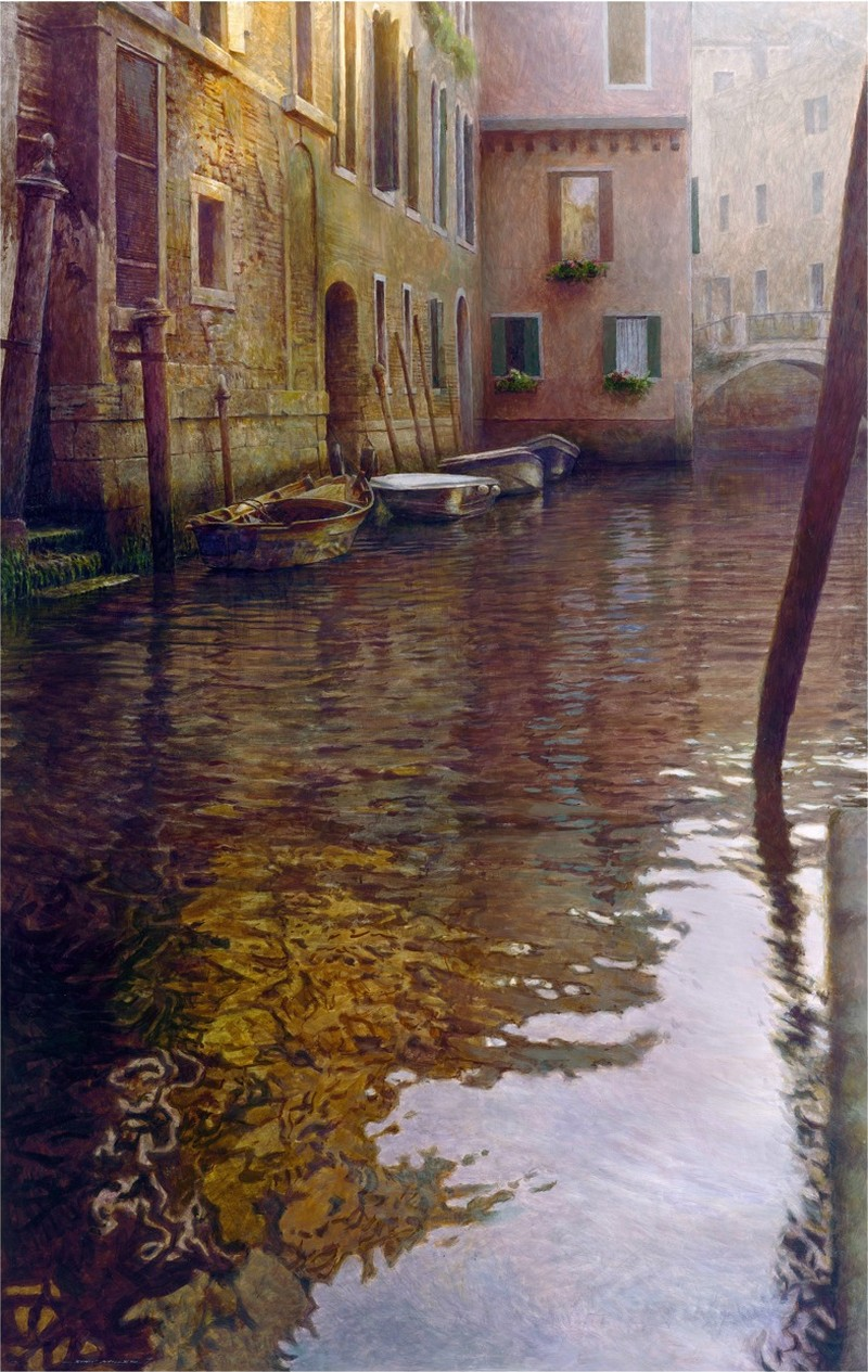 Stan Miller - Paintings Calm Water - 7485
